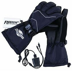 Flambeau Outdoors FL-F200-XL Black Heated Gloves - Size XLarge