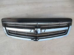 CHEVY CAPRICE PPV Holden WM Statesman BLACK CHROME style 2011-14 GRILLE 92164195