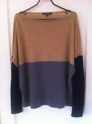 Judith & Charles  100 % wool sweater (purchase prize 325 $)