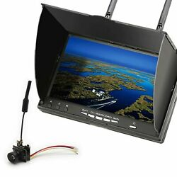 5.8G FPV Monitor System for Micro Racing Drones Nano 25mW Camera Plug and Play $112.45