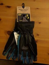 BURTON Womens Approach Under Gloves True Black Scout $49.99