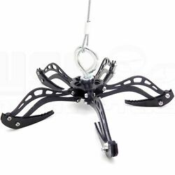 3.5quot; Micro Mantis Claw Drone Recovery Hook Grabber System G10 Fiberglass Kit $13.95