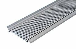 Arlington Industries GGP5100GY-1 Gutter Guard Pro Screen System Snap-In Co...NEW