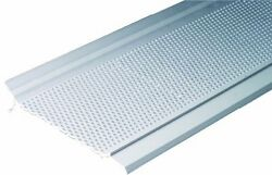 Gutter Guard Pro GG5W-1 12-Foot Gutter Screen System Snap-In Cover White...NEW