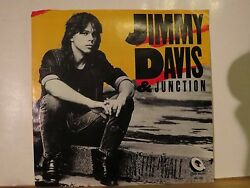 JIMMY DAVIS amp; JUNCTION KICK THE WALL OVER THE TOP MCA 45 RPM PROMO # 53107 N M $1.99