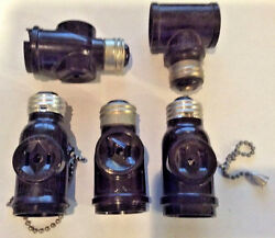 Vintage Lamp Sockets includes all 5 $24.00