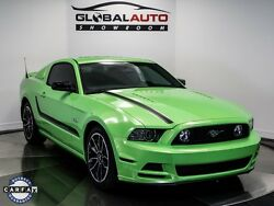 2014 Ford Mustang GT 2014 Ford Mustang GT 24284 Miles Gotta Have It Green Metallic Tri-Coat 2D Coupe
