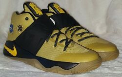 Nike Kyrie 2 All Star Youth Shoes Size 7y Unreleased Basketball WMNS 8.5 Gold $54.89