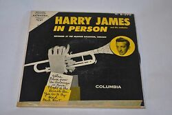 Harry James (B-390) In Person (live at Aragon Ballroom Chicago)
