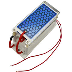 [NEW] 220V 10g Ozone Generator DIY with Ceramic Plate Long Life Style Double She