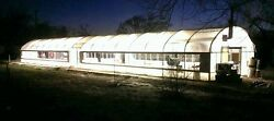 FULLYLOADED year round poly-tex expansion mansion 102 x 21 greenhouse hot house