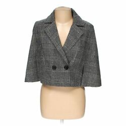 The Kids Source Women's Jacket size M  grey  polyester wool
