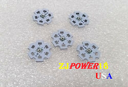 5pc 3535 high power 850nm Infrared LED Light IR led chip with 20mm star pcb $9.99