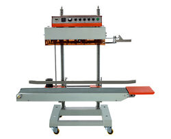 110V220V Automatic vertical film sealing machine suit for heavy or large bag
