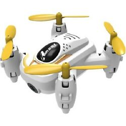 NEW Riviera RC Micro Quad Wi Fi Drone with 3D App White RIV FX21 Free Shipping $46.99