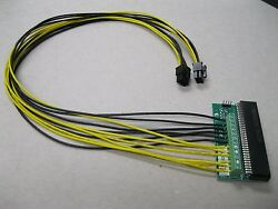 Gigampz Adapter Board Kit for Bitcoin Miner HP Power Supply Antminer ASICMiner