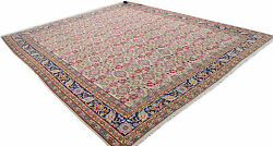 17′ x 19′ PALACE Sized Rug Kilim Handwoven Extra LARGE Area Rug 200x232 inches