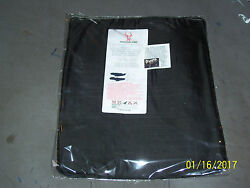 BULLETPROOF Block Spall 2 Trauma Plates Level IIIA 10X12 Body Armor Soft Plate $80.00