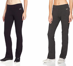 Spalding Women#x27;s Slim Fit Yoga Pants $31.39
