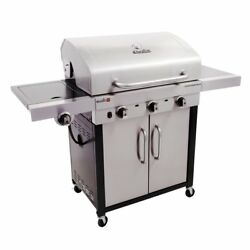 Char-Broil Performance IR 500 3 Burner Gas Grill with Cabinet