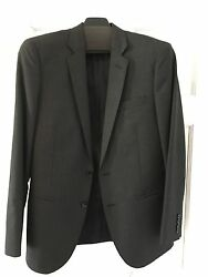 J. Crew LUDLOW SUIT JACKET WITH DOUBLE VENT IN ITALIAN WOOL  38S USED item 28130