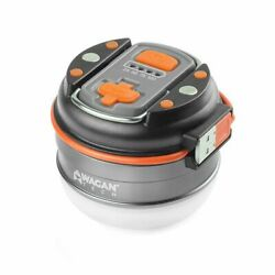 WAGAN Camplites Dome LED Lantern w USB Great for Camping Hiking Emergency 4302 $34.62