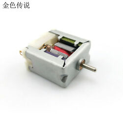 JMT 020 Small Motor Square Micro Motor DC3V Motor Scientific Experiments Toy $2.33
