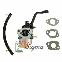 Carburetor Fits All Power America Steele Products Gentron Generator JF200-I-01B $14.50