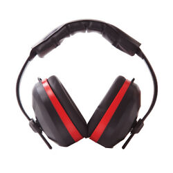 Safety Ear Muff Noise Reduction Protector Hearing Comfort EarmuffPortwest PW43