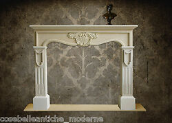 Empire Fireplace Stone Fireplace Style Empire Stone Leccese VINTAGE HOME DESIGN