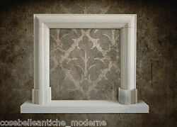 Empire Fireplace Leccese Stone Fireplace Stone Moderm Style CLASSIC HOME DESIGN