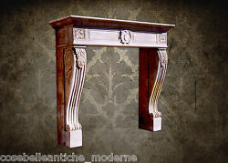 Fireplace Style Empire Stone Leccese Empire Fireplace Stone VINTAGE HOME DESIGN
