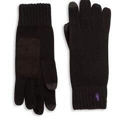 NEW POLO RALPH LAUREN MENS CASHMERE TOUCH GLOVES