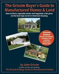 The Grissim Buyer's Guide to Manufactured Homes and Land : How to...  (ExLib)