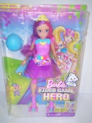 Barbie VIDEO GAME HERO MATCH GAME PRINCESS. LIGHTS & SOUNDS! 5 LEVELS. NEW!