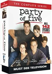 Party of Five The Complete Series $31.81