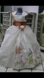 party dress girl size 5 $65.00