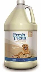 Lambert Kay Fresh 'N Clean Oatmeal 'N Baking Soda Dog Shampoo 1-Gallon