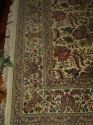 Genuine Oriental Rug Pakistan 8'x10' 100% wool handmade. Barely used. $1650.00