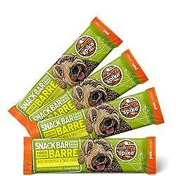 SPIKE Chicken and Sweet Potato Snack Bar Treat for Dogs 14oz