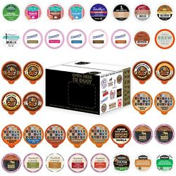 40ct. Flavored Coffee Single Serve Cups For Keurig K cup Variety Pack Sampler $20.49