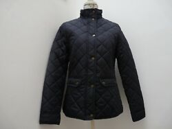BNWT BRAKEBURN COUNTRY LADIES Navy Quilted Size 8