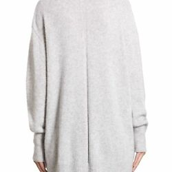 NEW THE ROW WOMENS NOLAN LONG CASHMERE SWEATER