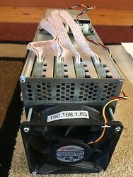 Antminer L3+ Litecoin ASIC Bitcoin Crypto currency miner 504mhs in box ship fast