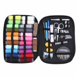 Sewing Kit Over 96 Accessories Premium Travel Supplies Set for Beginners Tailor