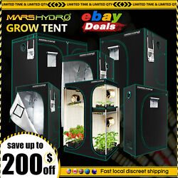 Mars Hydro Indoor Grow Tent Hydroponic 100% Reflective Mylar Non Toxic Room Box $79.99