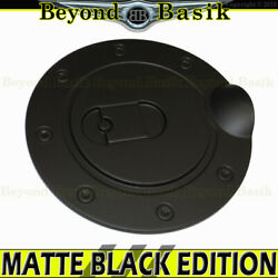 2015 2016 2017 2018 2019 FORD F150 F-150 MATTE BLACK Fuel Gas Door COVER OVERLAY $16.95