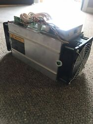 USED Bitmain AntMiner S7 ASIC BitCoin Miner 4.73TH s Excellent Condition $1500.00