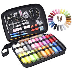 Professional Travel Sewing Kit Held Mini Supplies Beginners Tailor Kit NEW