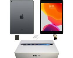 ✅Apple iPad Air 9.7 inch 32GB Wi Fi Only Space Gray and Plus Special Bundle✅ $189.95